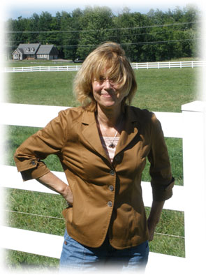 photograph of mystery author claudia bishop